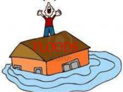 Flood clipart disaster management