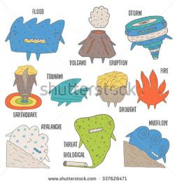 Flood clipart extreme weather