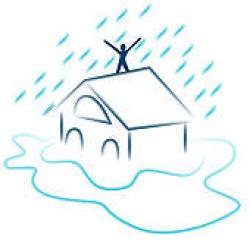 Flood clipart flash flood