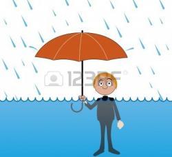 Flooded clipart sad