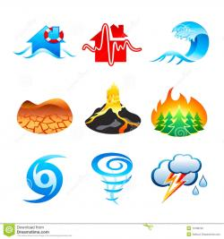 Flood clipart natural disaster