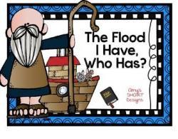 Flooded clipart sunday school
