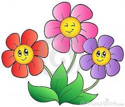 Purple Flower clipart flower bloom