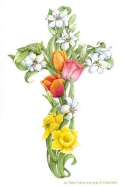 Daffodil clipart easter flower