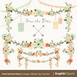 Indian clipart flower garland
