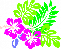 Blade clipart hibiscus leaves