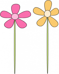 Stem clipart little flower