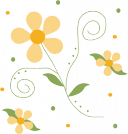 Floral clipart pretty flower