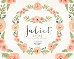 Ranuncula clipart wedding floral