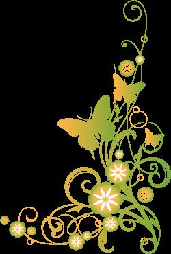 Nectar clipart border
