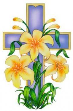 Floral clipart religious