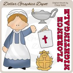 Lamps clipart florence nightingale