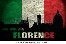 Florence clipart italy
