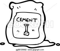 Flour clipart cement bag