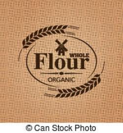 Flour clipart logo