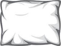 Cushion clipart fluffy