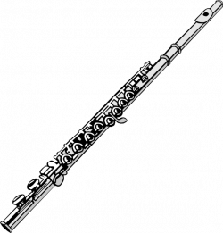 Flute clipart cartoon