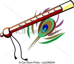 Krishna clipart krishna flute