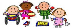 Musician clipart preschool music