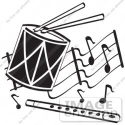 Flute clipart music class