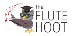Flute clipart practice