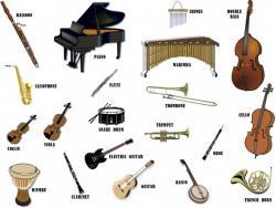 Flute clipart soft sound