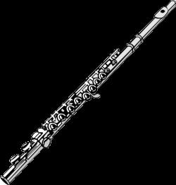 Flute clipart transparent