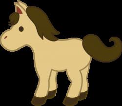 Pony clipart shetland pony