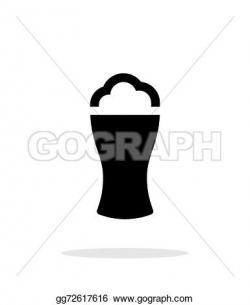 Foam clipart beer cup