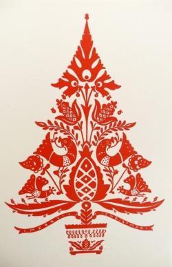 Scandinavia clipart christmas