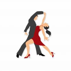 Latin clipart salsa dance