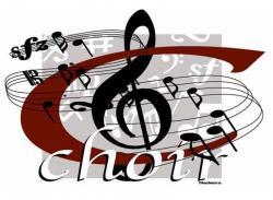 Musician clipart high school choir