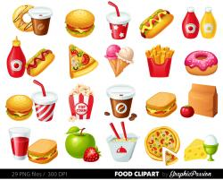 Snack clipart favorite food