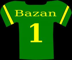 Uniform clipart football uniform