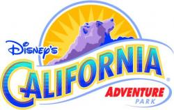 Disneyland clipart logo california