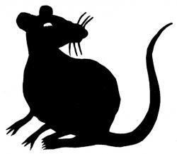 Whiskers clipart rat hole