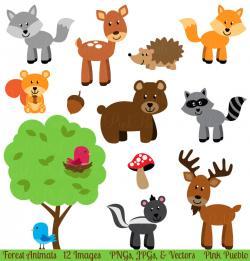 Wildlife clipart fauna