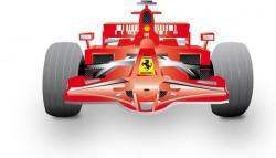Formula One clipart formula 1