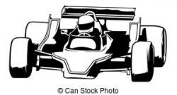 Formula One clipart indy car
