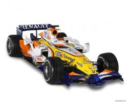 Formula 1 clipart racer
