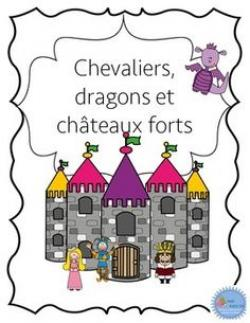 Fort clipart knight castle