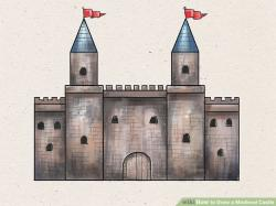 Fort clipart medieval manor