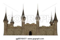 Fortress clipart background