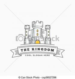Fortress clipart kingdom
