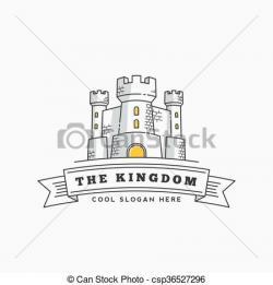 Fortress clipart kingdom