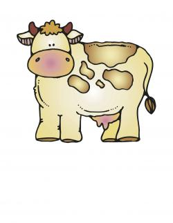 Upside Down clipart cow