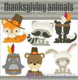 Thanksgiving clipart fox
