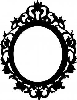 Drawn mirror fancy