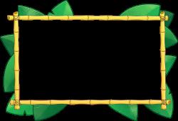 Lava clipart border