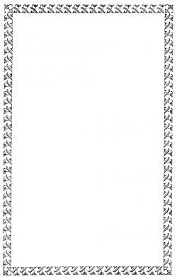 Ornamental clipart boarder